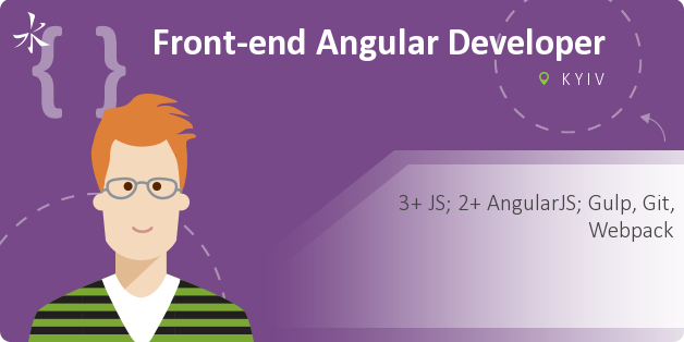 Front-end Angular Developer