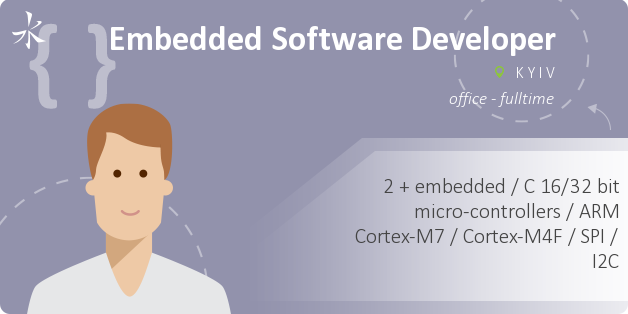 C Embedded developer