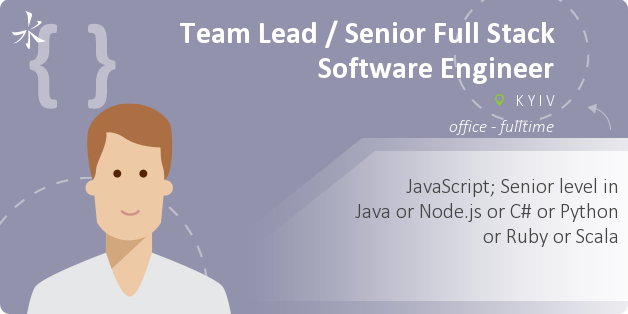 Senior Full Stack Software Engineer