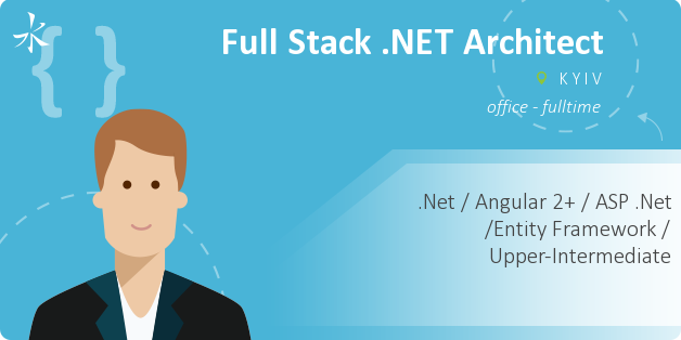 Full Stack .NET Architect