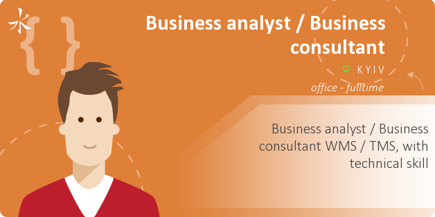 Business analyst / Business consultant