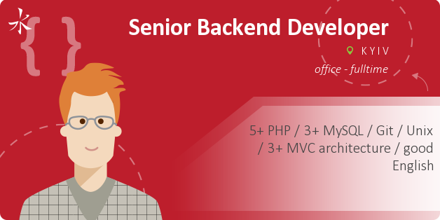 Senior Backend Developer