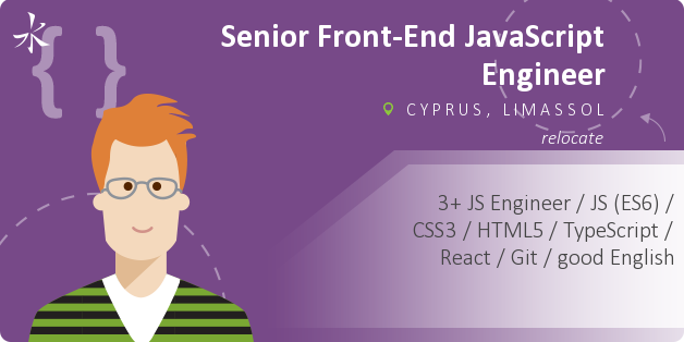 Senior Front-End JavaScript Engineer