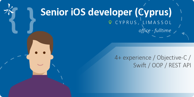 Senior iOS developer (Cyprus)