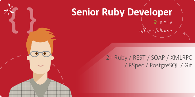 Senior Ruby Developer