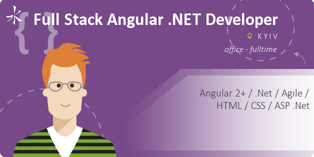 Full Stack Angular .NET Developer