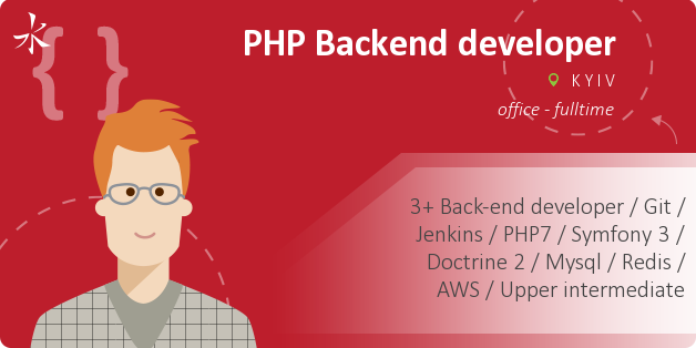 PHP Backend developer