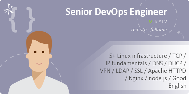 Senior DevOps Engineer