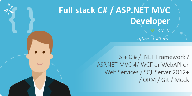 Full stack C# / ASP.NET MVC Developer