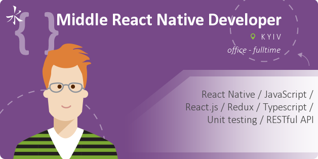 Middle React Native Developer