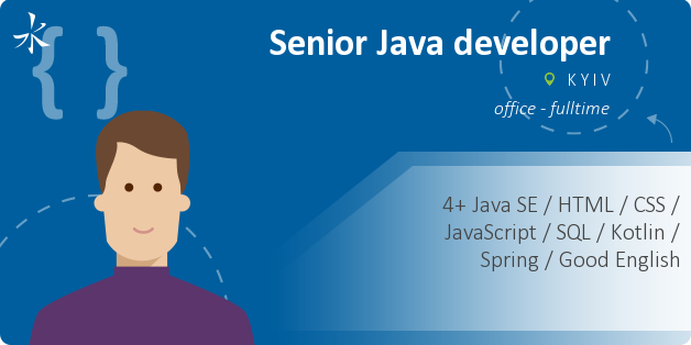 Java web developer