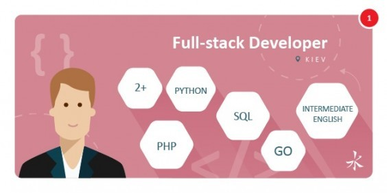 Python developer (Big Data team)