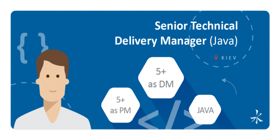 Senior Technical Delivery Manager (Java)