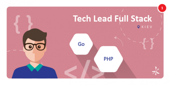 Tech Lead Full Stack - PHP or Go - SPA: Laravel + Vue.js