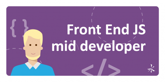 Front End JS mid developer (Angular)