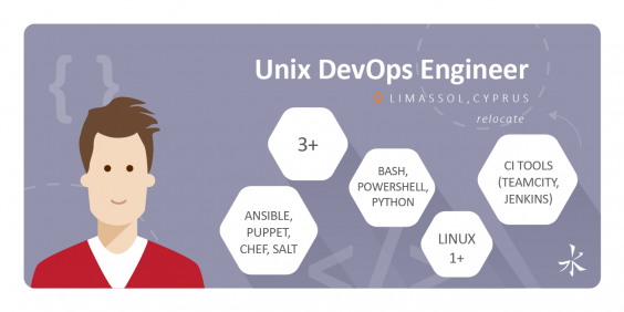 Unix DevOps Engineer (Cyprus)