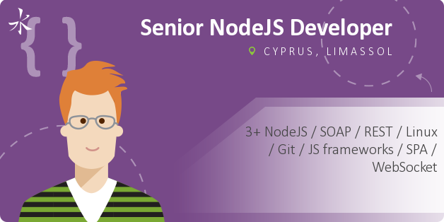 Senior NodeJS Developer
