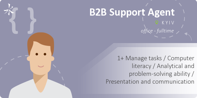 B2B Support Agent