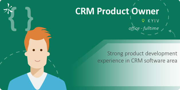 CRM Product Owner