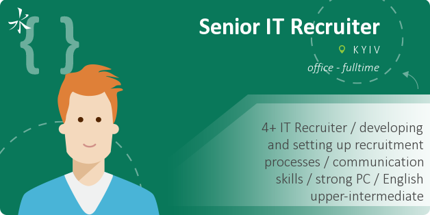 Senior IT Recruiter