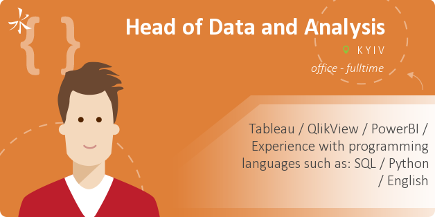Head of Data and Analysis